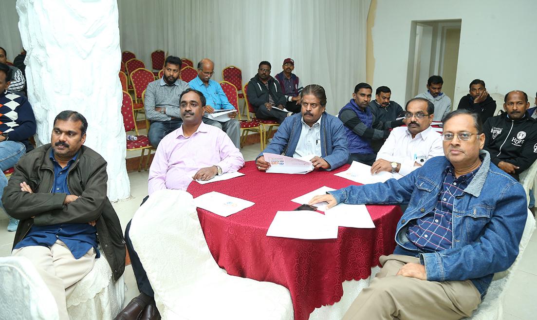 17 - TEF-2020 - First Technical Seminar at Fintas Community Hall