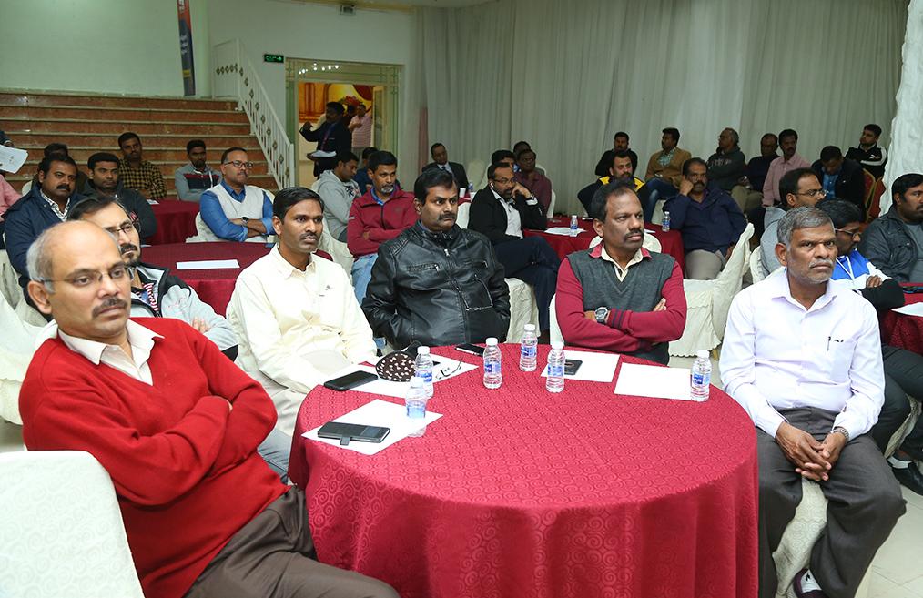 16 - TEF-2020 - First Technical Seminar at Fintas Community Hall