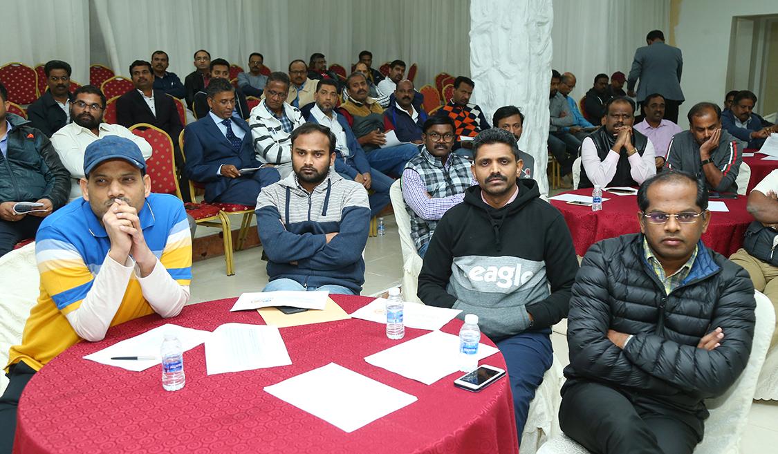 14 - TEF-2020 - First Technical Seminar at Fintas Community Hall