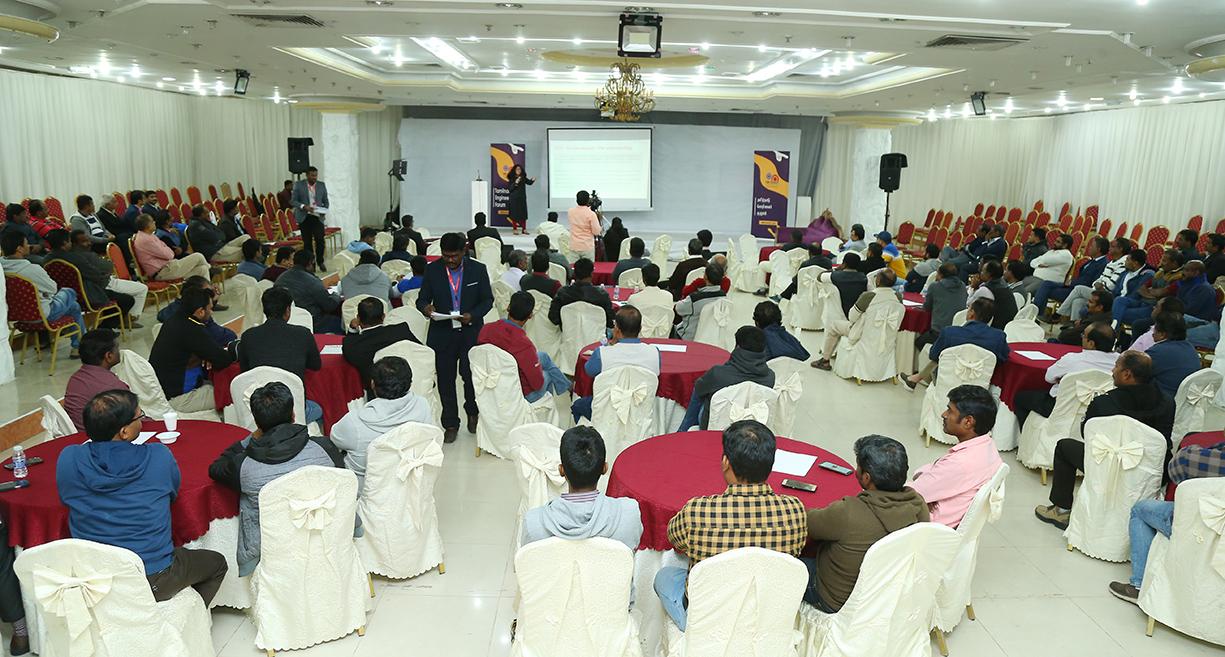 12 - TEF-2020 - First Technical Seminar at Fintas Community Hall