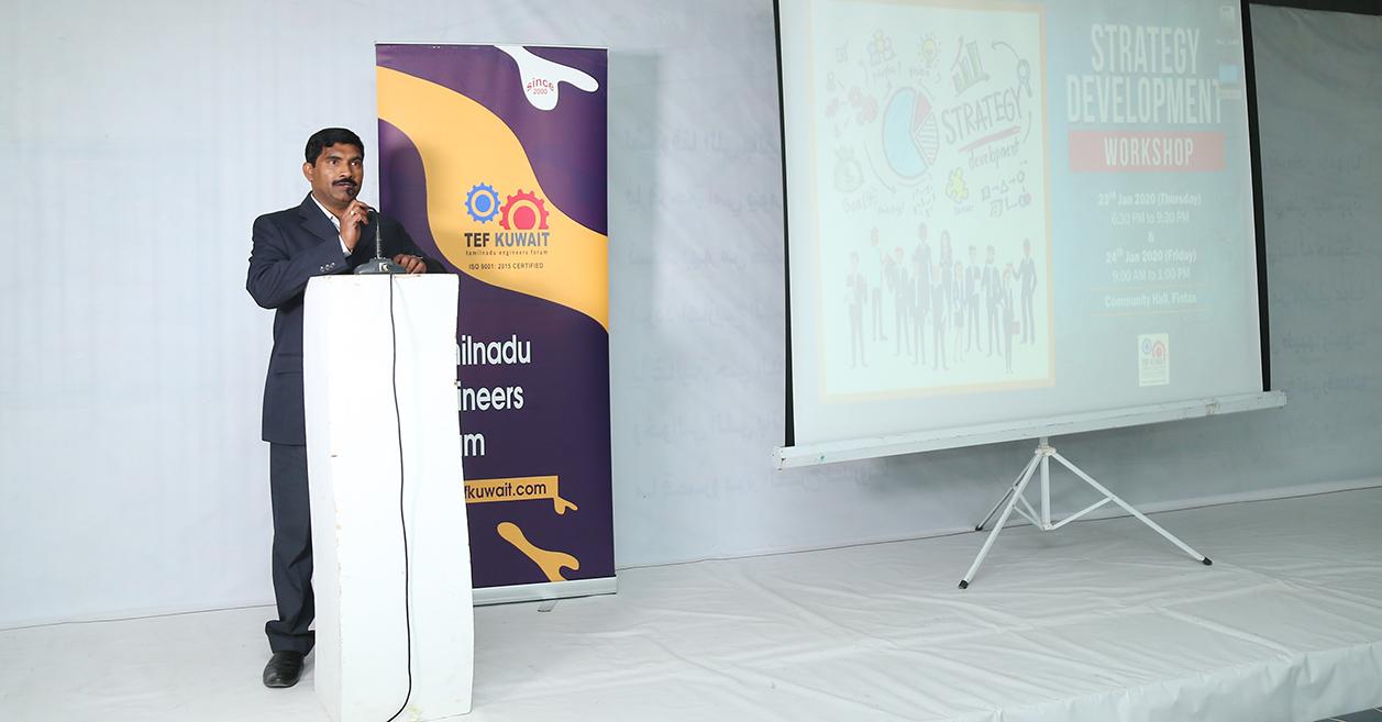 6 - TEF-2020 - First Technical Seminar at Fintas Community Hall