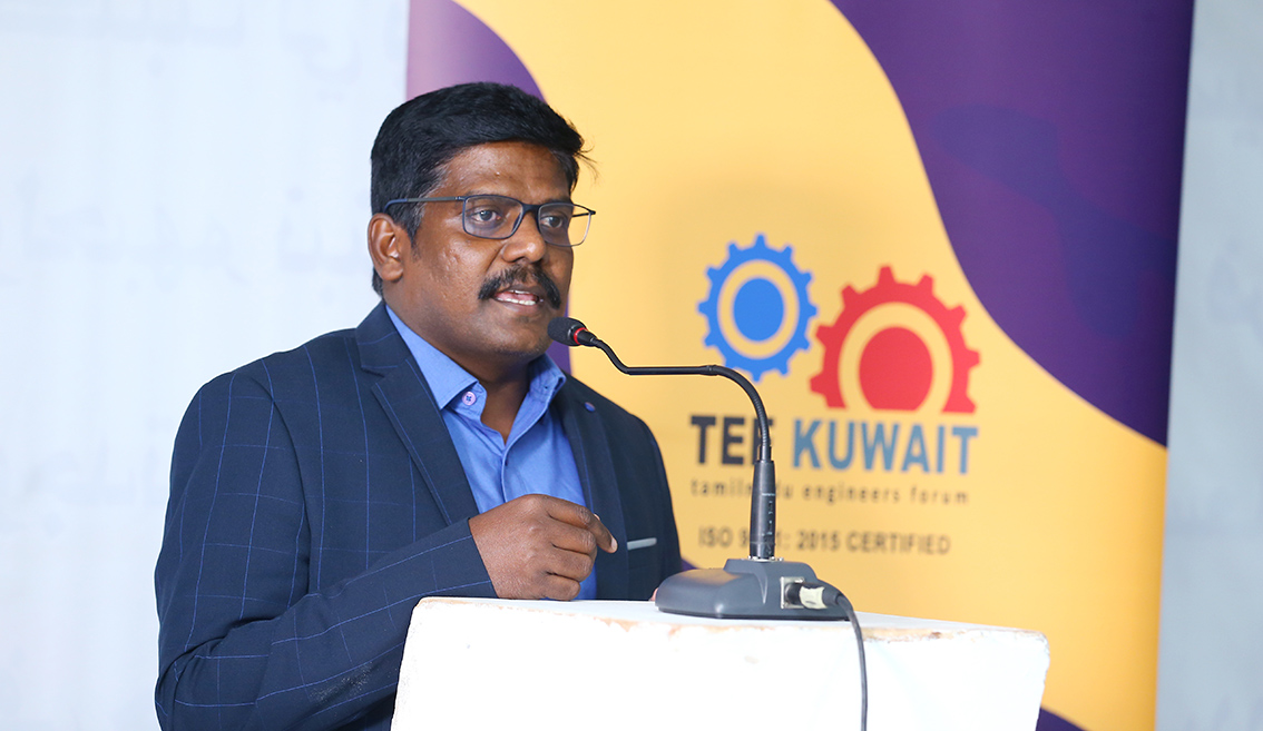 4 - TEF-2020 - First Technical Seminar at Fintas Community Hall