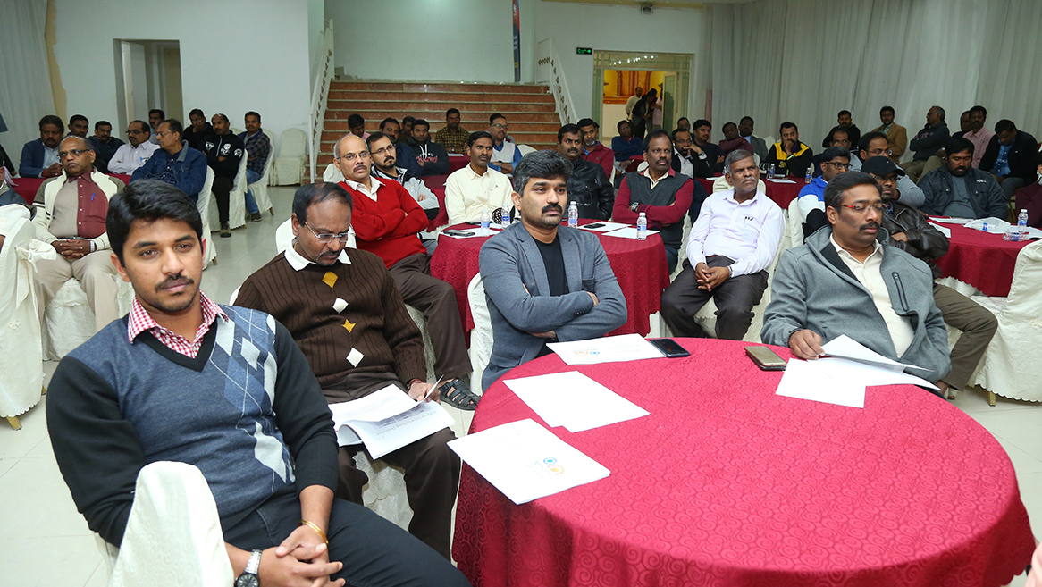 13 - TEF-2020 - First Technical Seminar at Fintas Community Hall