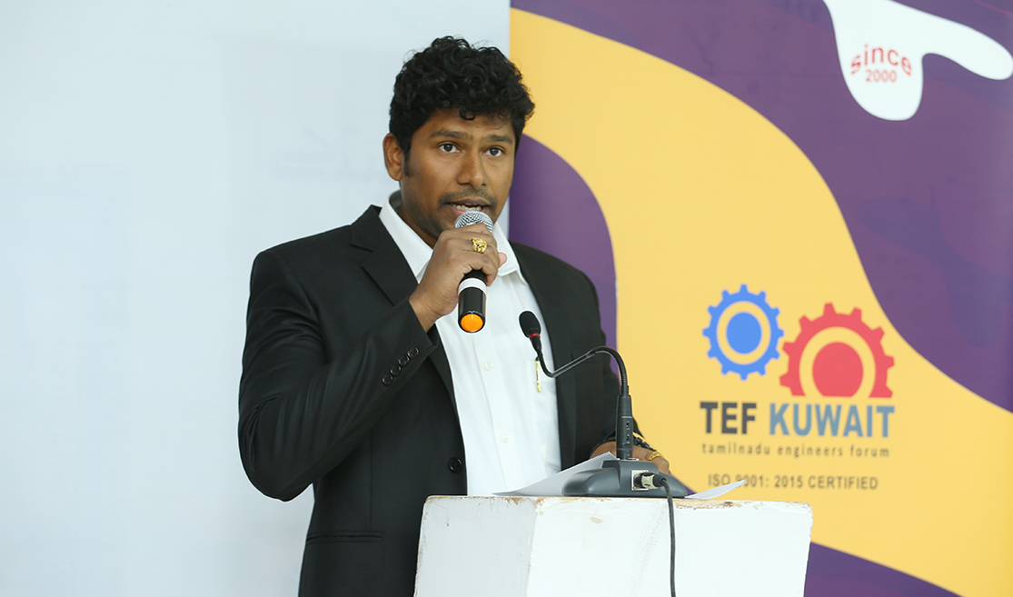 2 - TEF-2020 - First Technical Seminar at Fintas Community Hall