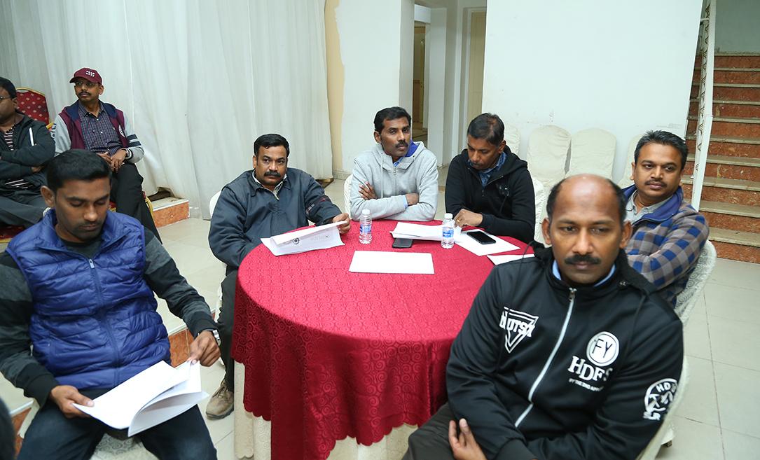 19 - TEF-2020 - First Technical Seminar at Fintas Community Hall