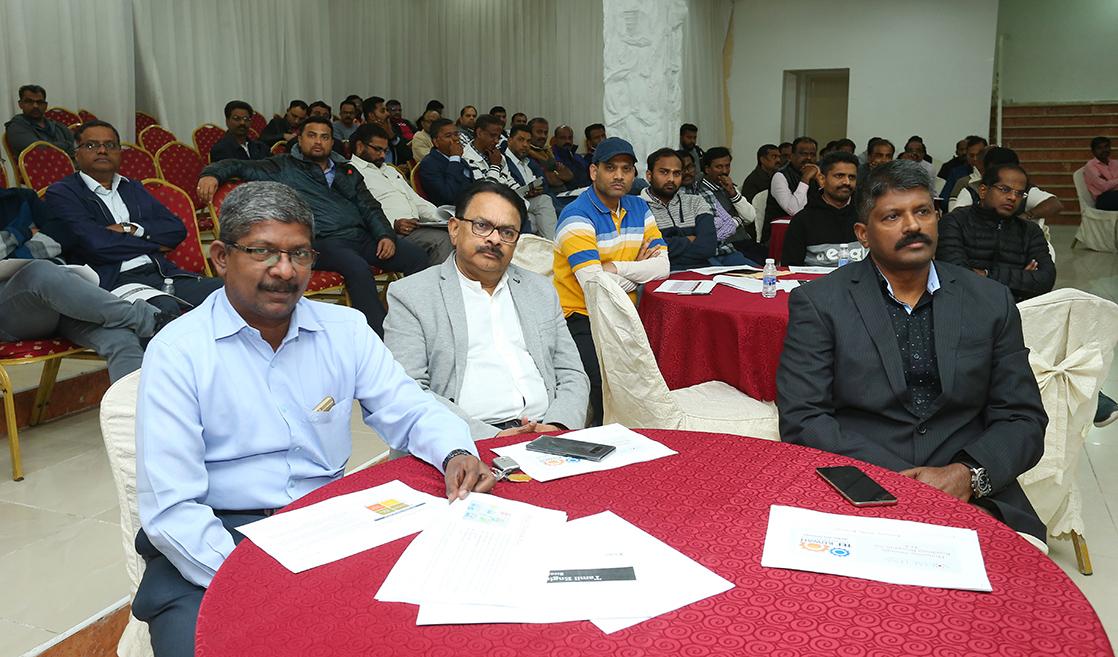 26 - TEF-2020 - First Technical Seminar at Fintas Community Hall