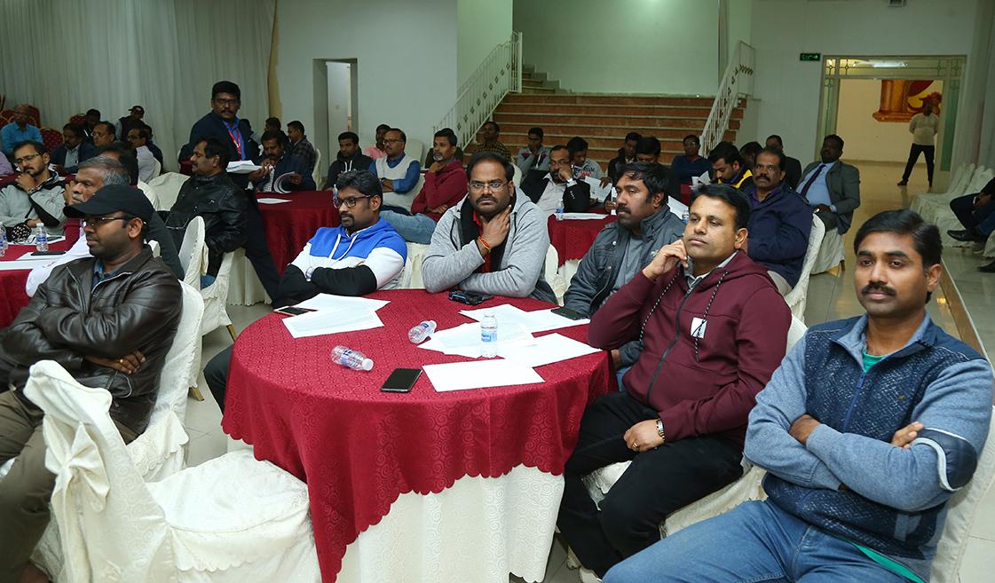 24 - TEF-2020 - First Technical Seminar at Fintas Community Hall