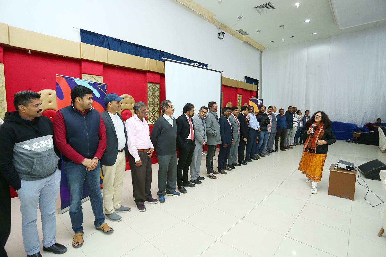 31 - TEF-2020 - First Technical Seminar at Fintas Community Hall