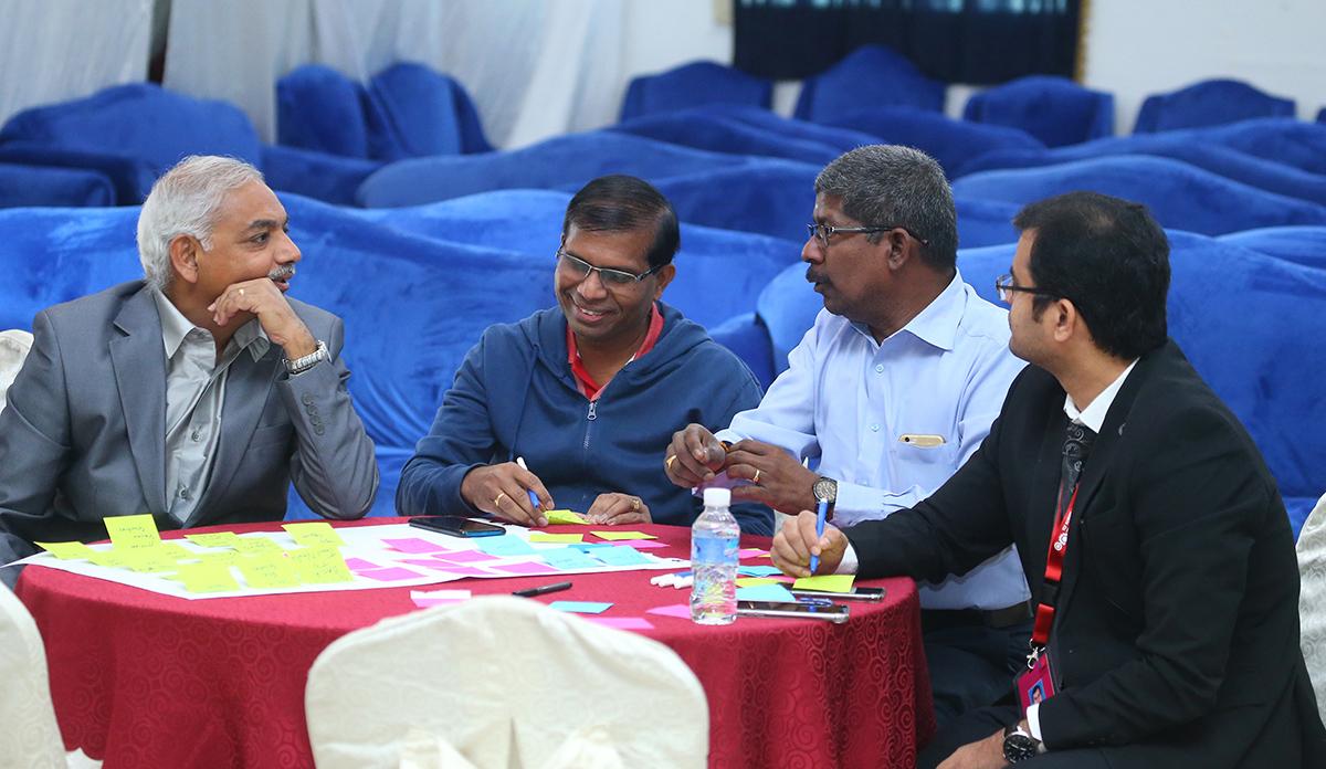 33 - TEF-2020 - First Technical Seminar at Fintas Community Hall