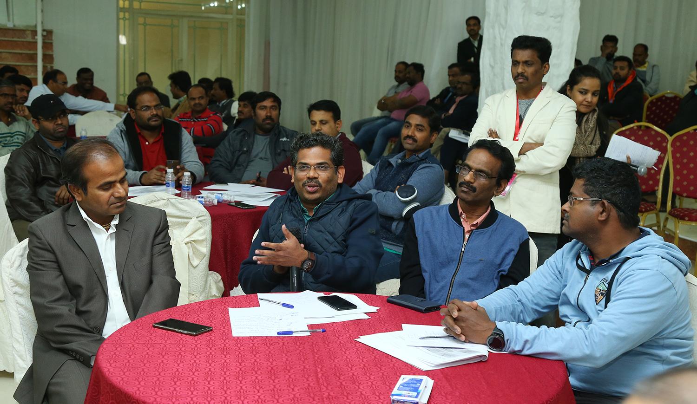 29 - TEF-2020 - First Technical Seminar at Fintas Community Hall