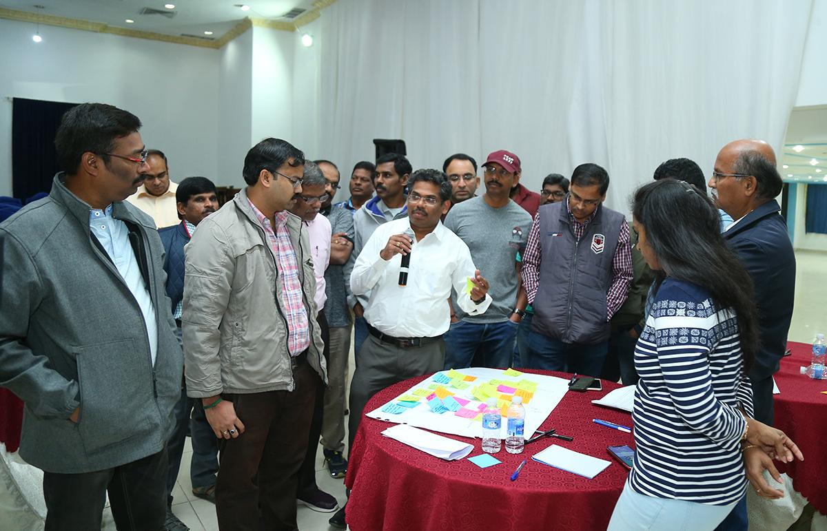 41 - TEF-2020 - First Technical Seminar at Fintas Community Hall