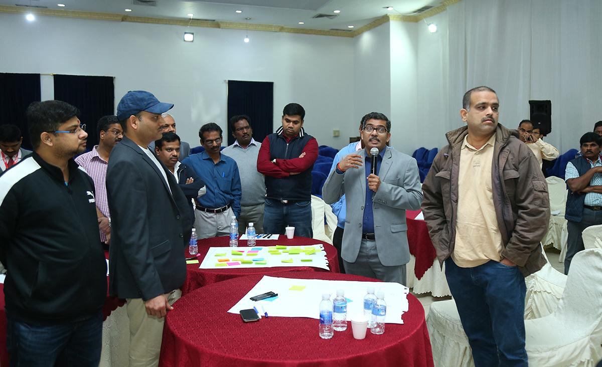 42 - TEF-2020 - First Technical Seminar at Fintas Community Hall