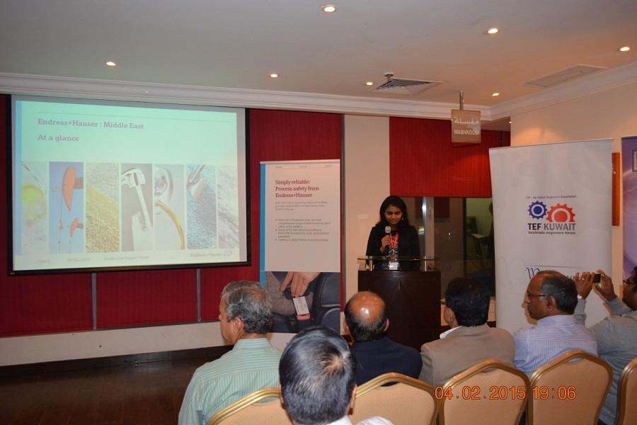 """3 - 2nd Technical Seminar - """"Achieving Precision, Performance & Reliability in Hydrocarbon Process Measurements"""""""