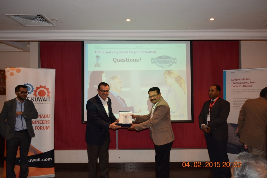 """18 - 2nd Technical Seminar - """"Achieving Precision, Performance & Reliability in Hydrocarbon Process Measurements"""""""