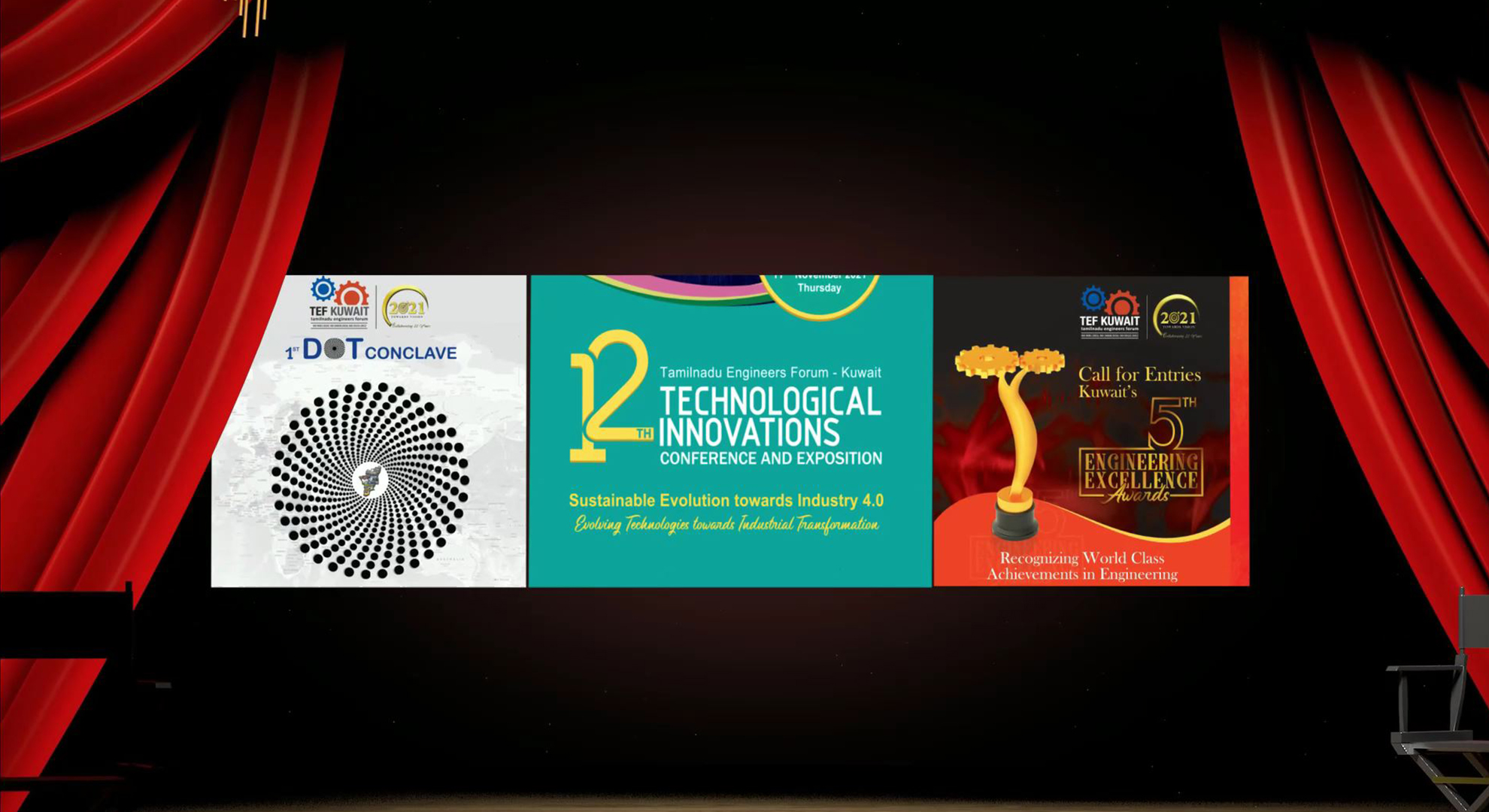 Tamilnadu Engineers Forum Hosts Curtain Raiser Event & Independence Day Cultural Competitions