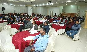 25 - TEF-2020 - First Technical Seminar at Fintas Community Hall