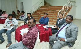 21 - TEF-2020 - First Technical Seminar at Fintas Community Hall