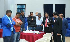 43 - TEF-2020 - First Technical Seminar at Fintas Community Hall