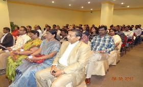 Anna University Visit - Students Outreach Program
