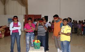 The Joy of Sharing - Workshop for Children