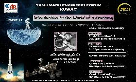 """""""Introduction to the world of Astronomy"""""""