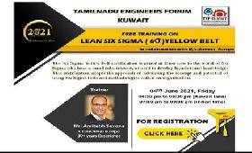 14 | Free training on Lean Six sigma Yellow belt