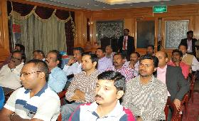 "11 - 3rd Technical Seminar - ""Modern Technology in Power Backup and High Tension power Transmission cables"""