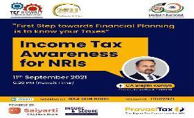 "19 | ""Tax Awareness for NRIs"" by CA Sreejith Kuniyil, Director, PravasiTax"