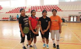 2014:Family Program 1 - Sports 2 (Badminton)