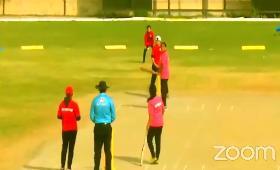 TEF KUWAIT - WOMEN'S SOFT BALL CRICKRT TOURNAMENT